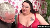Nonton Video Bokep BBW Lacy Bangs fucked and cum in mouth hot